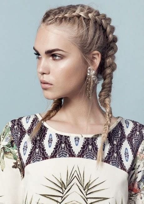 plaiting hairstyle plait hairstyles