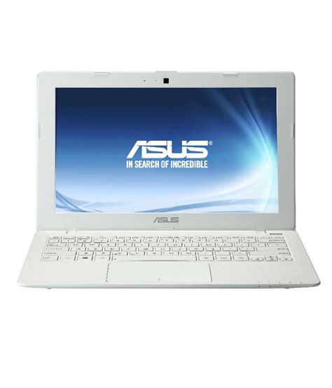 Asus X200ma Ram 4gb asus x200ma kx237d netbook intel celeron 2gb ram 500gb