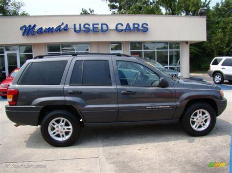 2003 graphite metallic jeep grand laredo 4x4 32682599 gtcarlot car color galleries