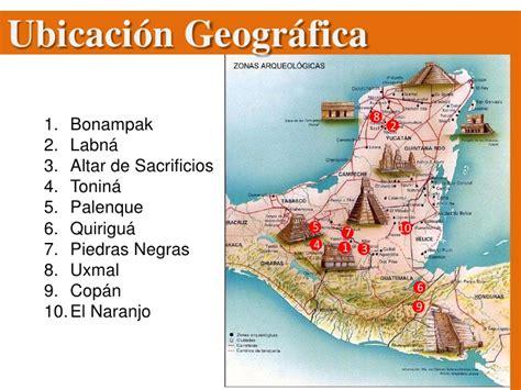imagenes de los mayas ubicacion cl 225 sico tard 237 o maya