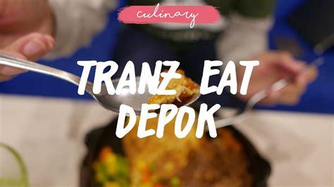 menu andalan  tranz eat depok rekomendasi cafe hits