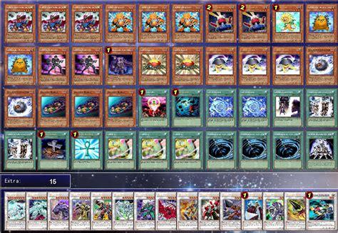 yugioh yusei deck synchron quasar otk deck list