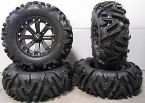 28 Tires For Polaris Ranger Xp Msa Black Kore 14 Quot Utv Wheels 28 Quot Moto Mtc Tires Polaris