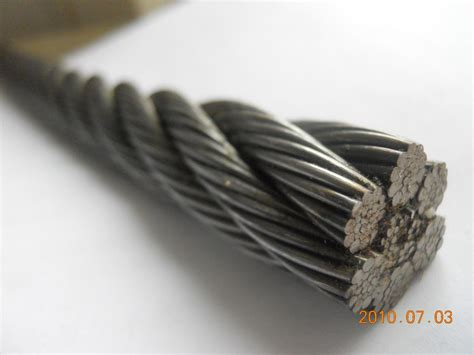 high carbon steel wire rope high carbon steel wire