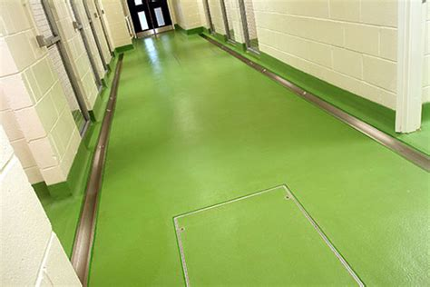flowcrete seamless resin flooring systems for industrial