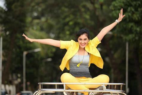 sai lokur debut marathi film actress sai lokur is happy with her grand