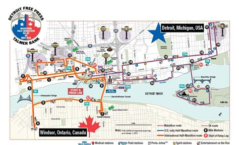 detroit in usa map map of atlanta marathon wall hd 2018
