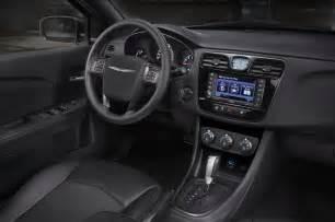 2013 Chrysler 200 Interior 2013 Chrysler 200 S Interior Photo 3
