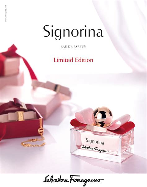 Parfum Original Salvatore Ferragamo Signorina In Fiore Edt 100ml signorina salvatore ferragamo limited edition niche perfumery