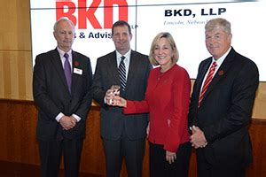bkd bank cba advisory board recognizes top business leaders