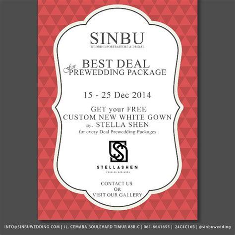 Best Deal Tangan Lucu sinbu best deal for prewedding package desember 2014 promo medan dan sekitarnya