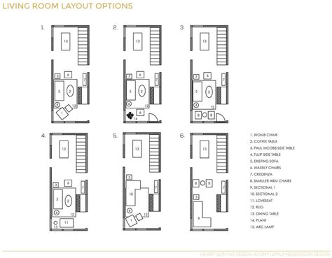 Living Room Furniture Floor Plans How To Lay Out A Narrow Living Room Emily Henderson