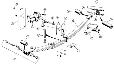 front suspension parts diagram motors 4 4 4 front suspension parts shock