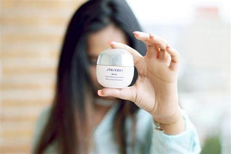 Shiseido Ibuki shiseido ibuki skin care review picture skin