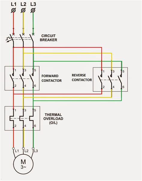 dol starter diagram electrical standards direct applications