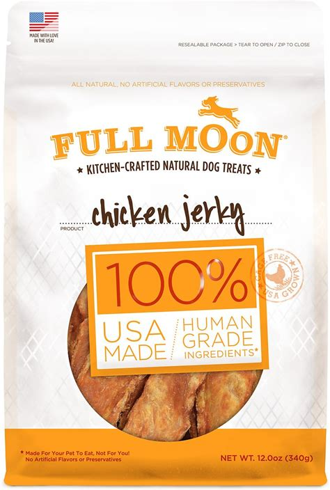 moon treats moon chicken treats 12 oz bag chewy
