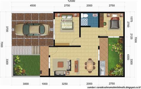 desain rumah ukuran 6x10 gambar denah rumah minimalis ukuran 6x10 terbaru 2017