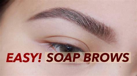 tutorial henna alis bikin alis pakai sabun natural brows tutorial 1283 on