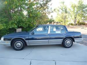 89 Buick Electra Park Avenue Find New Buick Park Avenue Ultra In Reno Nevada United