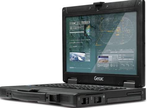 rugged laptop computer getac upgrades s400 semi rugged laptop computer