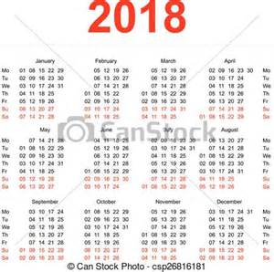 China Calendario 2018 2018 Calendar Hong Kong Weekly Calendar Template