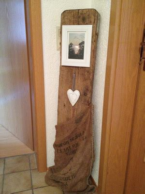 holzbrett alt machen rustikale dekoration mit holzbrett wohncore