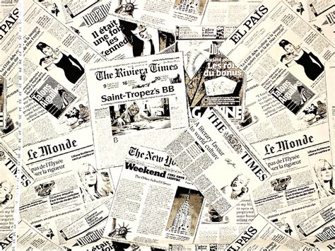 Newspaper Pattern | image gallery newspaper pattern
