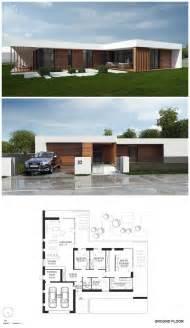 modern villa floor plan best 25 modern house plans ideas on pinterest modern