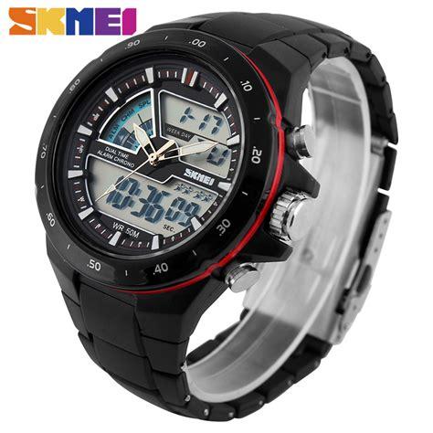 Terlaris Skmei Active Business Casual Charm Chrono Ii Water Resi Skmei Sports Watches Fashion Casual Digital Quartz