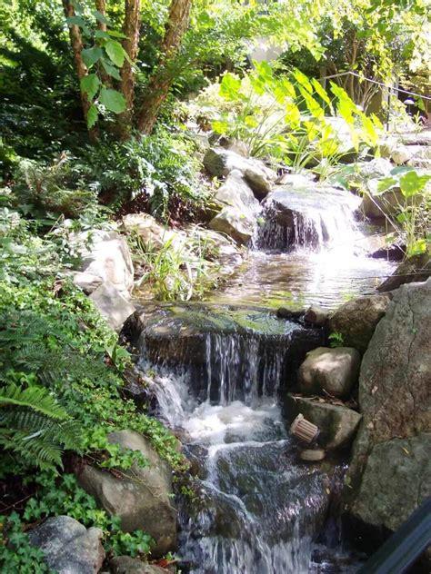 backyard waterfalls kits backyard waterfalls design ideas