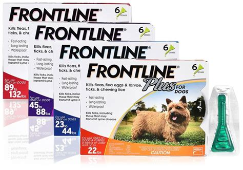 frontline for dogs donate to sosd frontline plus for dogs pet guru