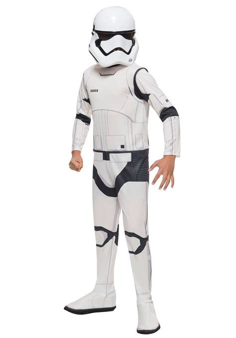 stormtrooper costume child classic wars the awakens stormtrooper costume