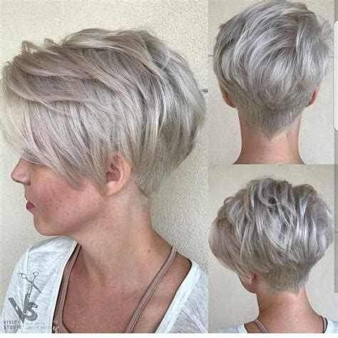 blonde hairstyles easy 10 easy pixie haircut styles color ideas 2018 women