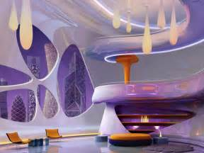 Futuristic Home Decor by Futuristic Living Room Design For Modern House Home