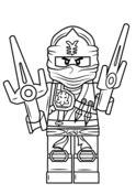 tegninger til farvel 230 gning lego ninjago