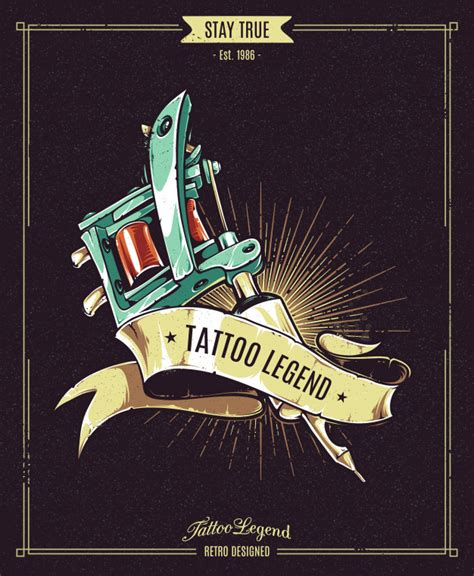 tattoo machine vector download tattoo machine vectors photos and psd files free download