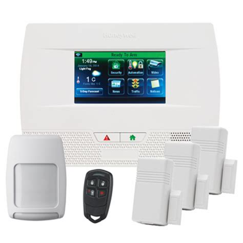 honeywell lynx touch wireless security systems geoarm