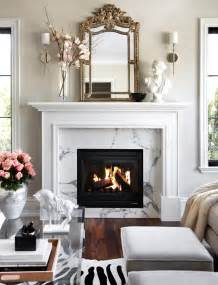 Living Room With Fireplace by 20 Lovely Living Rooms With Fireplaces