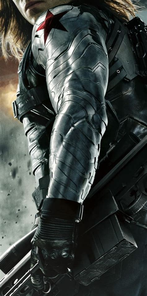 winter soldier tattoo winter soldier s prosthetic arm the winter