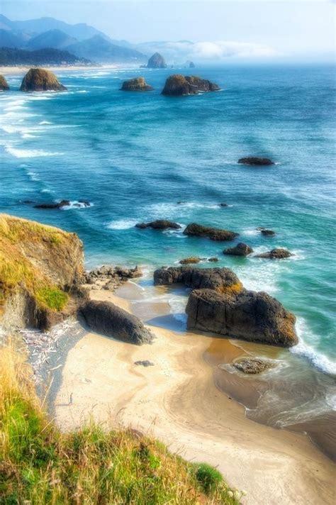 ecola state park oregon usa the great outdoors pinterest