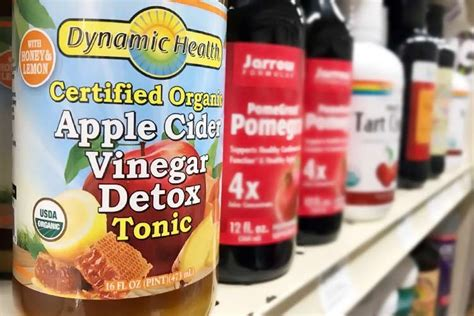 Apple Cider Vinegar Detox Drink Side Effects by Apple Cider Vinegar For Allergies Asthma Hype Vs Science