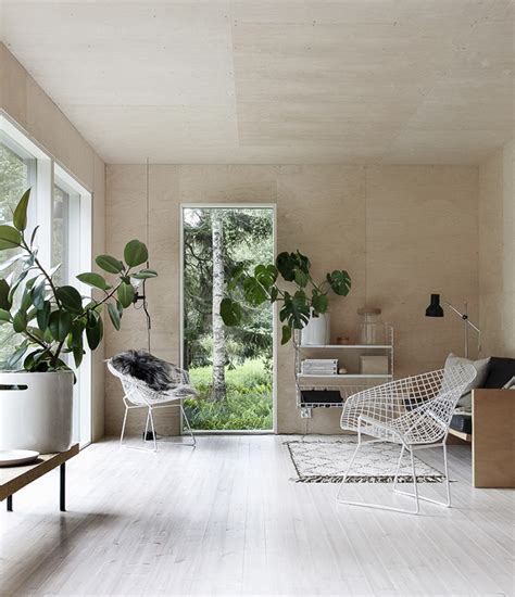 scandinavian home design instagram a scandinavian summer house with plywood interior we are