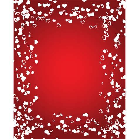 valentines backdrops speckled hearts printed backdrop backdrop express
