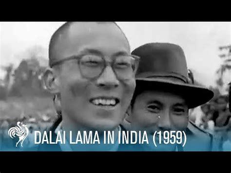 film india lama youtube dalai lama in india 1959 youtube