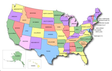 us weather map with state names flat stanley s going on a trip process