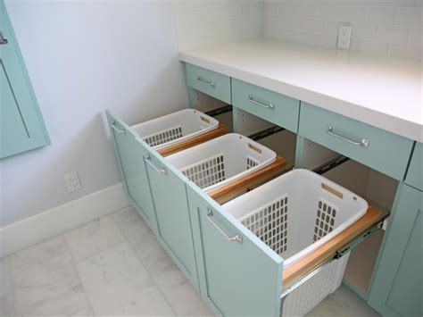 ideas for laundry room cabinets laundry storage solutions