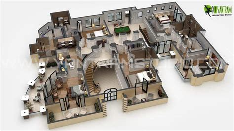 Virtual Floor Plan Maker by 3d Floor Plan 2d Floor Plan 3d Site Plan Design 3d