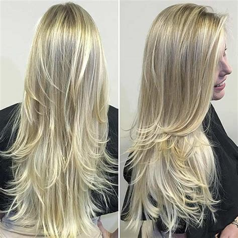 how to blend shorter layers with long layers 31 beautiful long layered haircuts stayglam