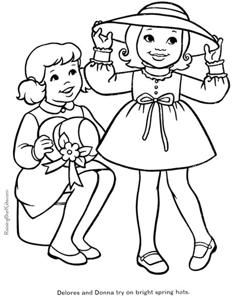 printable spring coloring pages kindergarten coloring home preschool spring coloring pages coloring home