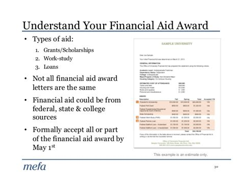 Financial Aid Award Letter Unmet Need college affordability and access strategies for college